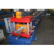 Automatic C Z Purlin Profile Roll Forming Machine