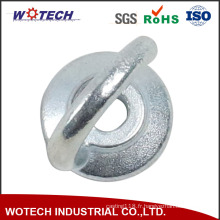 Pièce de crochet de moulage de précision d'OEM avec le certificat ISO9001