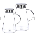 Double Walled  Glass Cups for Tea/Coffee/Latte/Cappuccino/Espresso/Beer Set of 2
