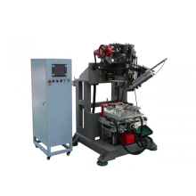 3 Axis Flat Wire Drilling Tufting Brush Machine
