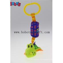 Cuddly Angefüllte Cartoon Krokodil Tier Kinderwagen Hanging Spielzeug Plüsch Baby Bett Hanging Toy