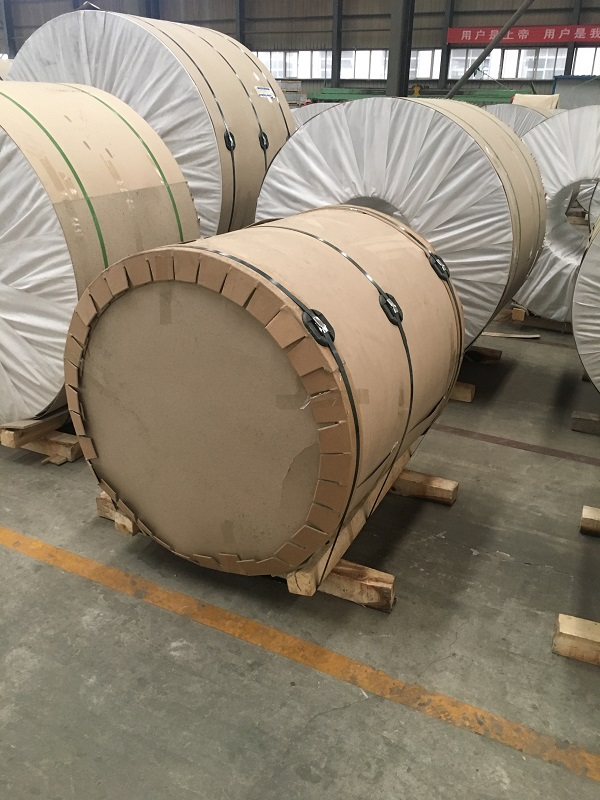 2017 Aluminium Coils Jumbo Roll Customized