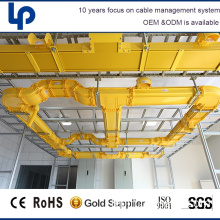 ROHS and SGS approved FV-0 pc abs plastic optical fibre optic cable tray made in china