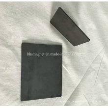 Bloque magnético permanente de ferrita dura se puede utilizar para separador