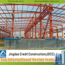 Niedrige Kosten und hohe Qualität Stahl Strukturlager & Gebäude