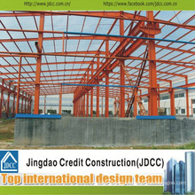 Low Cost and High Quality Steel Structural Warehouse & Building