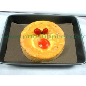 PTFE शीसे रेशा गैर छड़ी Bakeware लाइनर