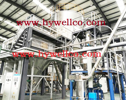 Bactericide Spray Dryer