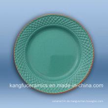 Populäres orientalisches preiswertes Restaurant-Essgeschirr (stellen Sie) ein