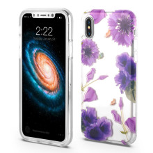Good Quality Rose IMD IphoneX Case