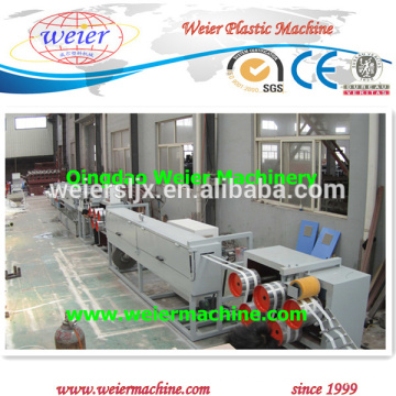New design PP two strap bands making production extrusion machine