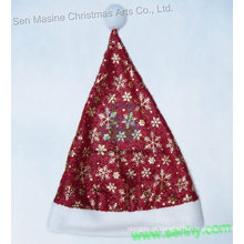 Chapéus de Natal de Papai Noel para crianças