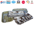 Rectangle Shaped Tin Tray for Tobacco Package Jy-Wd-201601604