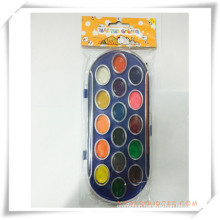 Colorful Promotional Solid-Dry Watercolor Paint Set for Promotion Gift (OI33013)