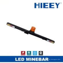 Barra llevada de la mina, barra llevada, barra amonestadora, barra ligera llevada, faros, luz de advertencia