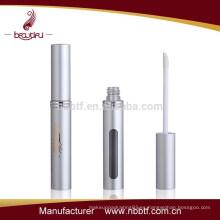 AP16-19,2015 Fábrica Venta Plástico Delgado Lipgloss Tubo
