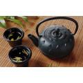 wholesale OEM cast iron teapot set with LFGB SGS FDA
