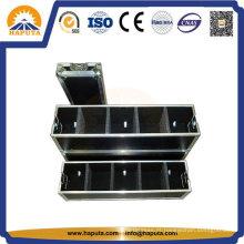 Mala de alumínio profissional transporte personalizado para o armazenamento
