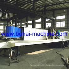 Bohai Arch Sheet Machine à former des rouleaux CE