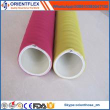China Supplier UHMWPE corrugado manguera química 200psi