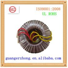 Transformateur de puissance audio toroïde de 10W à 3000w