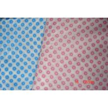 Flower Printed Nonwoven Fabric