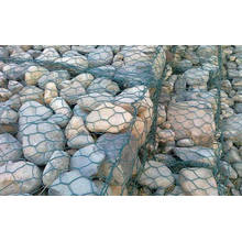 Gabion Cages and Rock Reno Mattress
