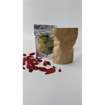 Wholes Aluminium Zipper Paper Bag