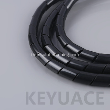 Nylon IDPE PE Plastic Spiral Wrapping Bands