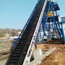 Ske Professional Rubber Belt Conveyor Systems