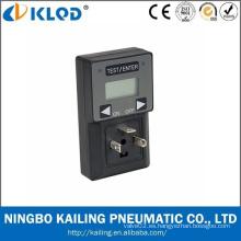 Temporizador digital de cuenta regresiva de electroválvula
