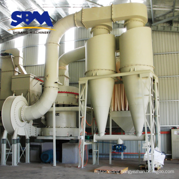 SBM high efficiency diopside ultra fine grinding mill with CE
