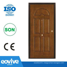 Italian design steel woden armored doors