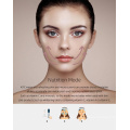 Masajeador multifunción para el cuidado de los ojos con instrumento de belleza