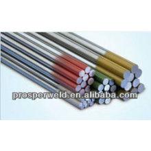 Electrodes en tungstène