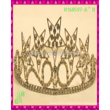 New Designs Rhinestone Crown,miss american beauty crown