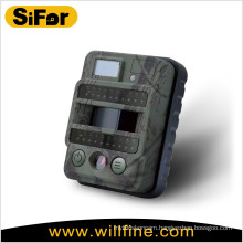 Forest hidden small motion detection waterproof night vision hunting trail camera