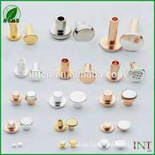 Electronic components switch bimetal contact