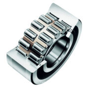 Nj And Nf Types Radial Ball Bearings With Line Bearing For Electricity Generators