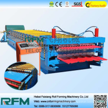 FX double layer roof and wall board roll forming machine