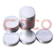 Rare Earth Permanent Round Magnets for The Decorated Button