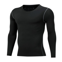 Men's long Sleeve Compression Shirt