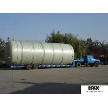 Réservoir FRP pour le processus de production chimique
