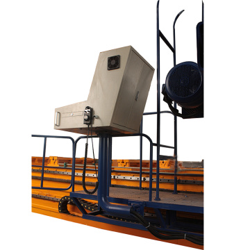 Tbd2510-3 Gantry-Type CNC Drilling Machine untuk Balok