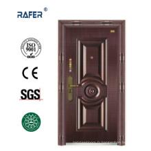 Porte en acier couleur cuivre (RA-S063)