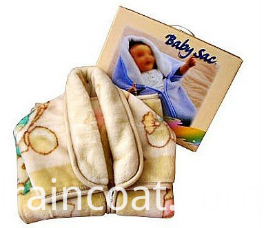 Color box packager baby sac