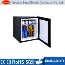 21-48L 110V 60Hz OEM solid or glass door No Noise mini bar