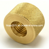 Brass Round Head Knurled Thumb Screw, Brass Knurling Screw Nut