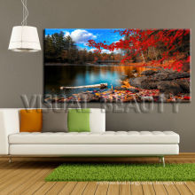 Wall Picture for Wall Decoration in Lake Sight