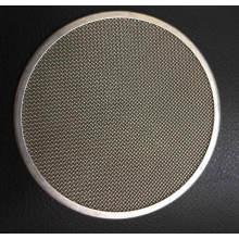 Round shape filter disc